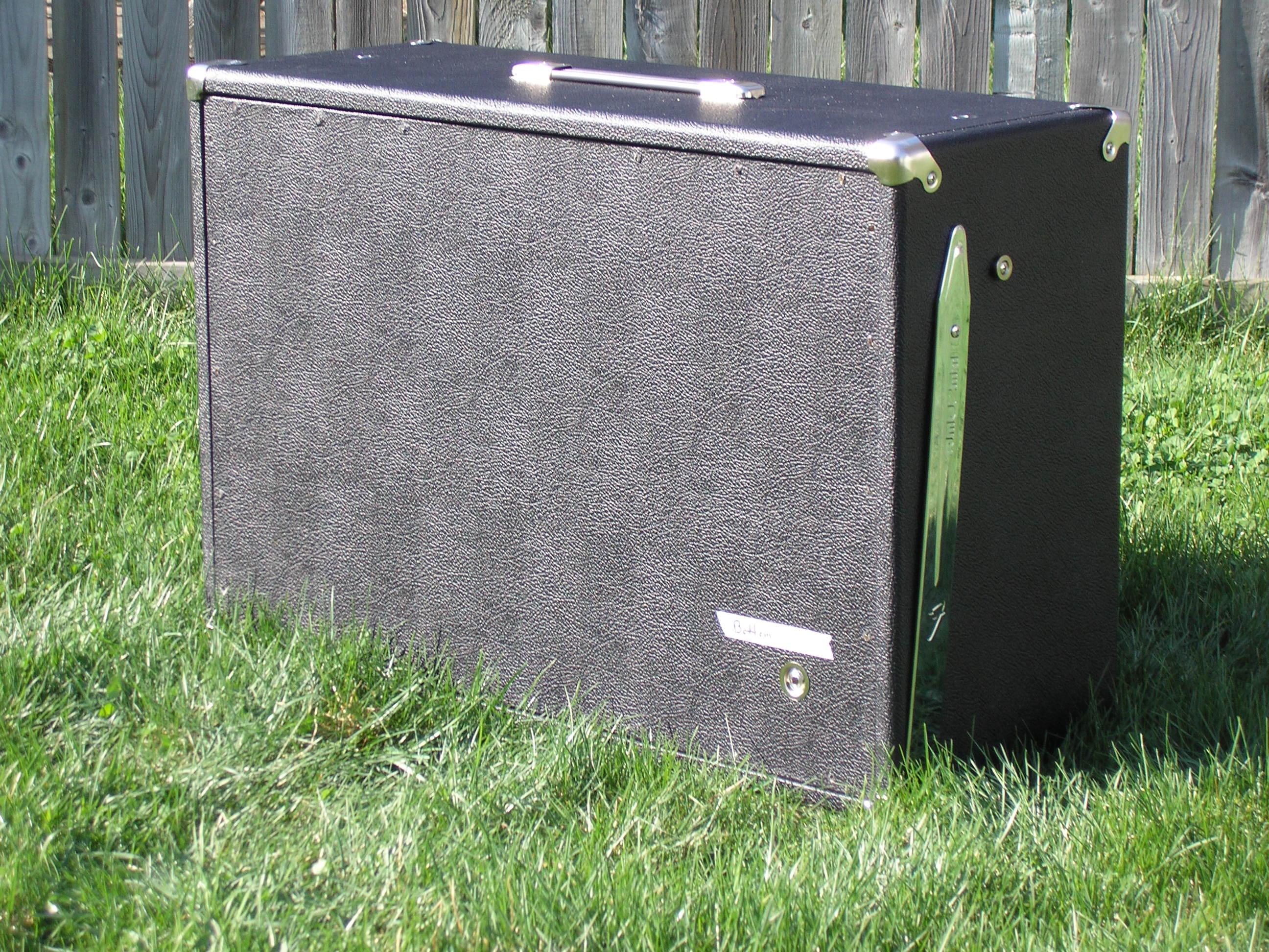 Fender Bandmaster Speaker Cabinet Model 1965